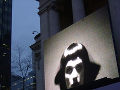 2010 VANCOUVER WINTER OLYMPIC GAMES | VIDEO INSTALLATION @ VAG 1