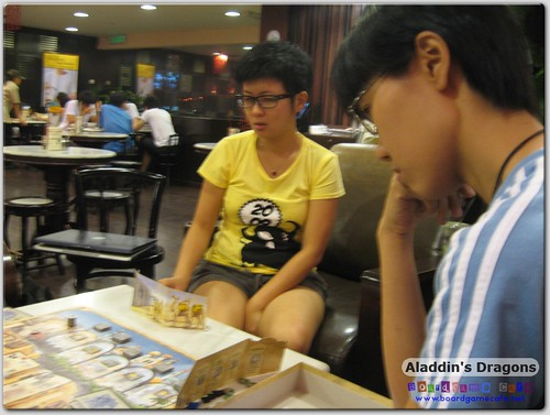 BGC Meetup - Aladdin's Dragons