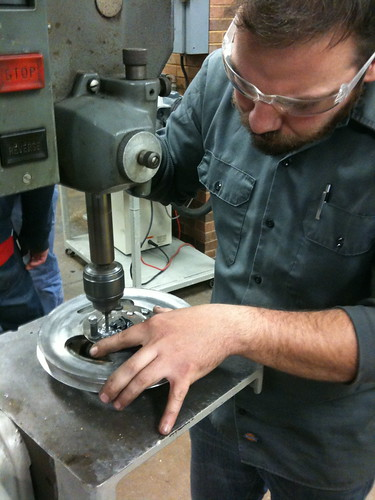 making the doppler clutch pulley better