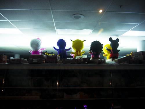 Piñatas In Worship