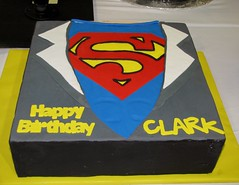 Superman Birthday by Jaime L. Hammond