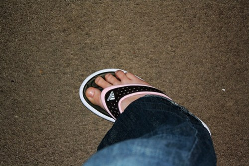 067/365 - Slip-On Shoes