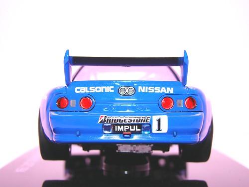 EBBRO CALSONIC SKYLINE R32 JGTC 1994 (7)