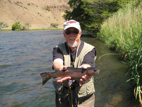 Deschutes River Redside