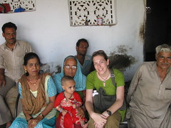 Nazeem Khan family