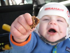 Graham likes the cookies best