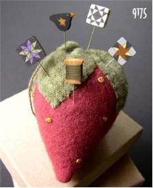 JABCO Strawberry Pincushion Kit