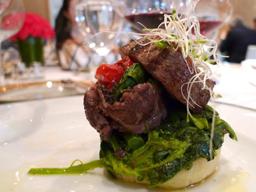 Italian Luncheon, Beverly Hills
