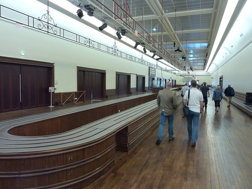 Cherbourg France Docks Arrival Hall