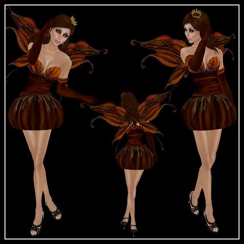 Evie's Lyra Autumn 2