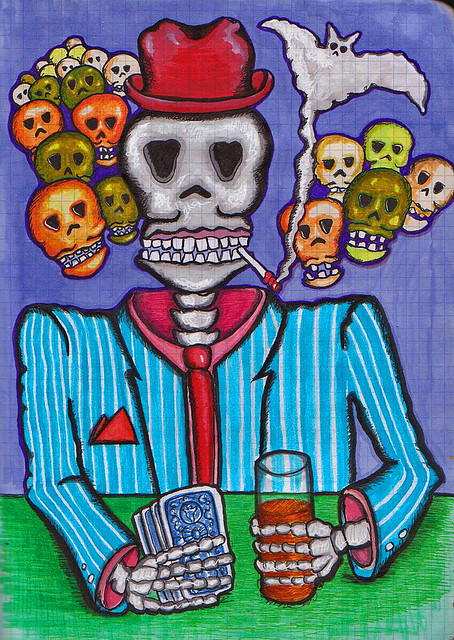 Mr. Calavera