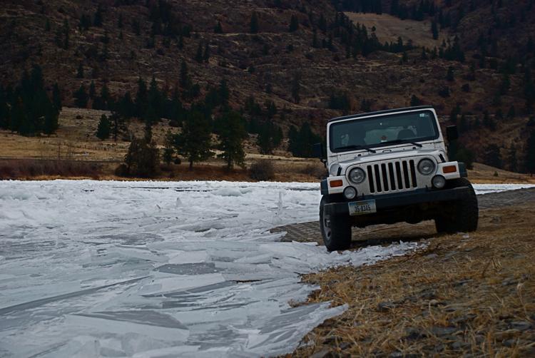 _Flathead River ice