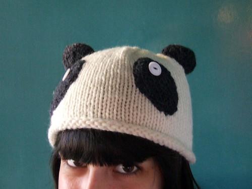 Sneaky panda