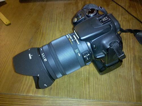 new Sigma lens