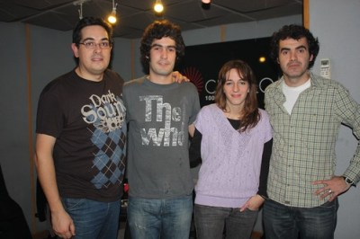 Con Miren y Miguel de Tulsa