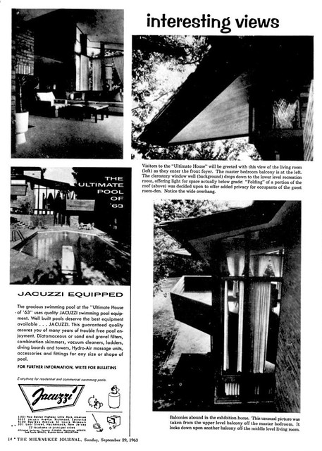 Milwaukee Journal - Ultimate House - 1963 (6 of 11)