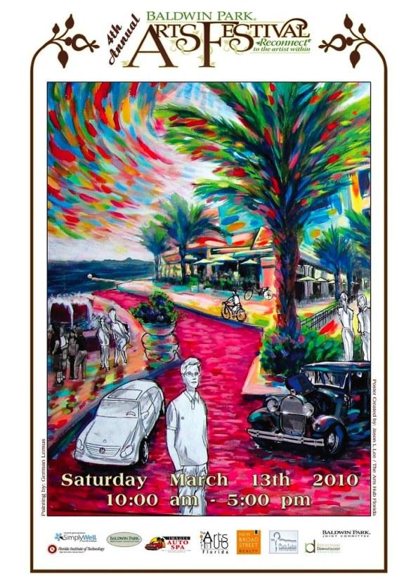 2010 Baldwin Parks Arts Festival