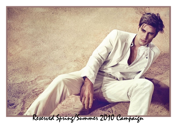 Reserved Spring-Summer 2010 Campaign 5