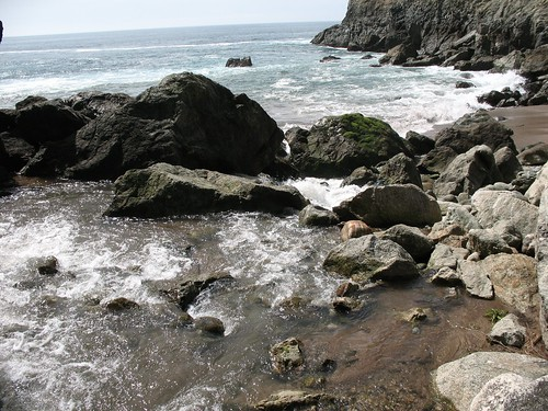 partington cove, big sur, california