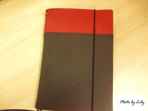 KOKUYO SYSTEMIC 工作用筆記本正面。