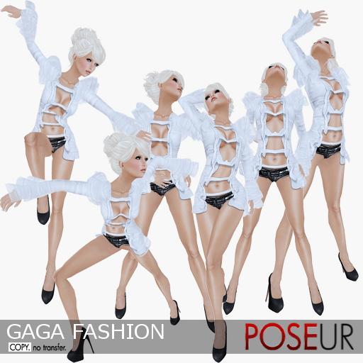 Gaga Fashion
