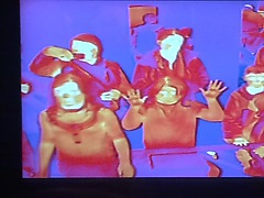 Thermal Imaging at the Science Museum