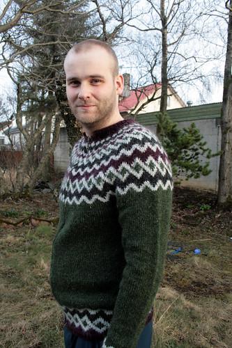 Hlekkur for cousin Bjarki
