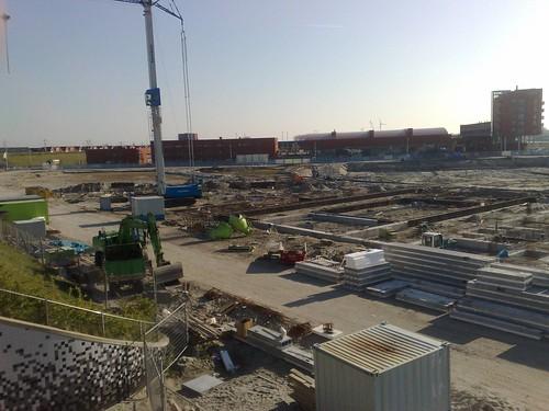Winkelcentrum Oosterheem (23-04-2010)