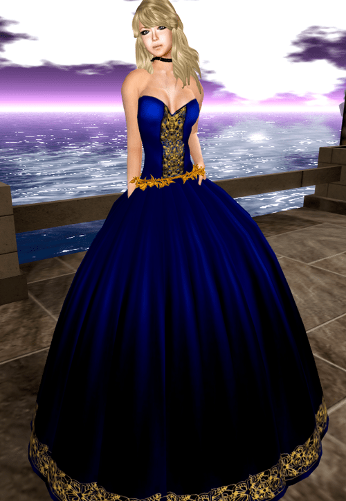 [K~*~S] Monarch - Sapphire