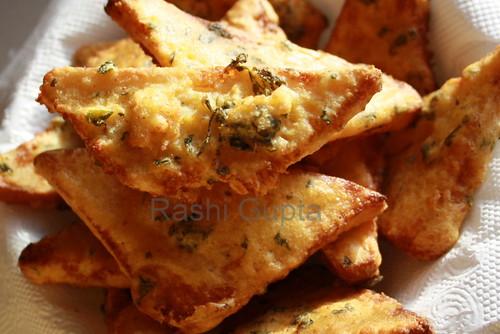 Bread Pakora II