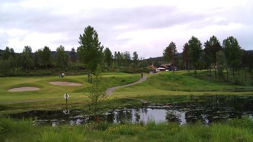 C/D-Tour 2010 - Voss Golfklubb