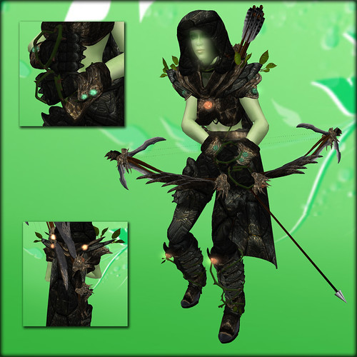 Flora - Blades VII