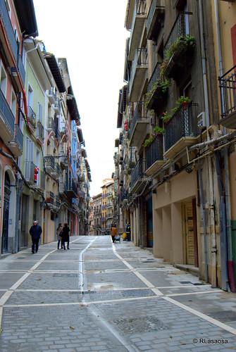 Calle del Carmen, Pamplona