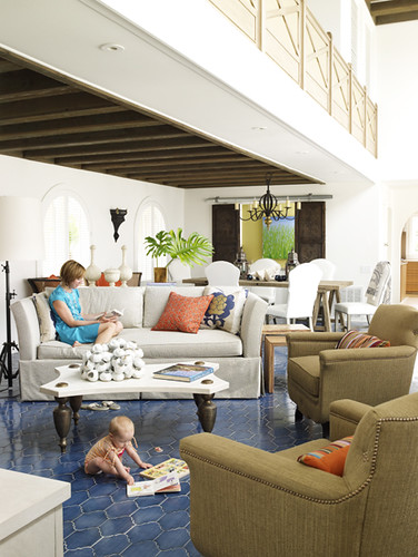 living room Laura Moss