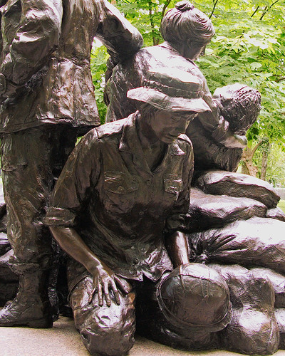 7283 Vietnam Women's Memorial, Washington, DC