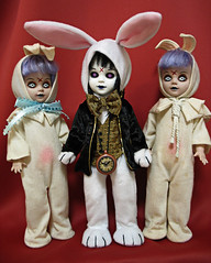LIVING DEAD DOLLS : Eggzorcist