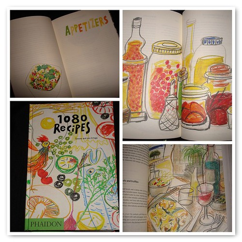 1080 Recipes Cookbook