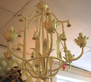 Chinoiserie chandelier