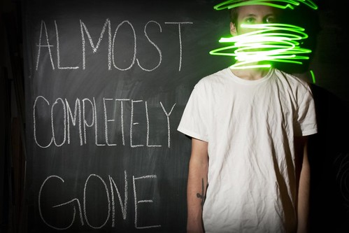 """MRI Lightpainting - """"Almost.Completely.Gone"""""""