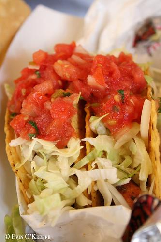 Mediocre Fish Tacos