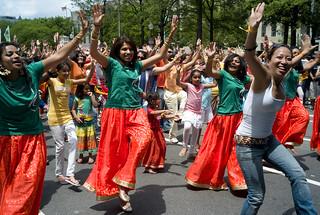 Bollywood Flash Mob 1