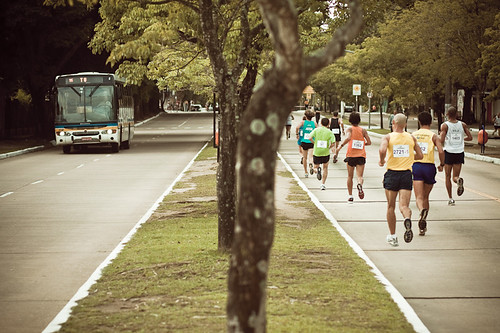 Maratón Porto Alegre año 2010
