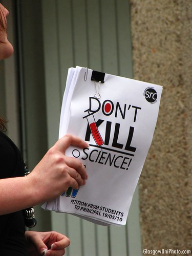 Don't Kill Science!
