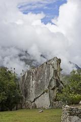 granite field, machu Picchu