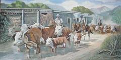 Cattle Scene - 18x36