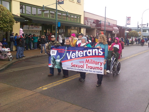 veterans parade by jayfherron
