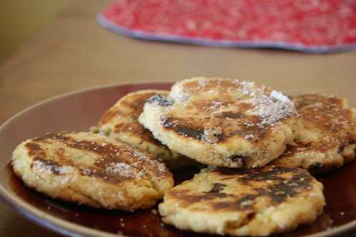 Welsh Griddle Cakes