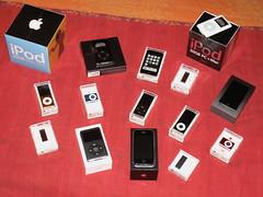 Apple iPod Obsession (02/19/2010)