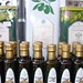 olive oil stall