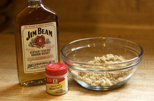 bourbon sugar ham